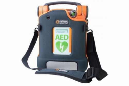 Hjertestarter AED Powerheart